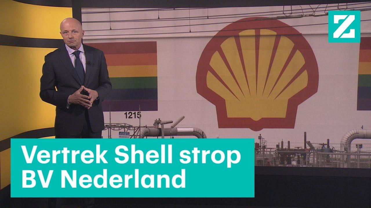 Als Shell vertrekt loopt BV Nederland miljarden mis • Z zoekt uit