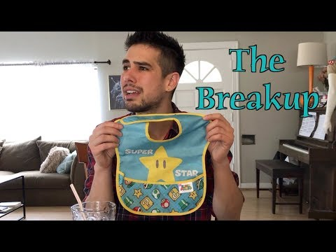 The Breakup - Funny Original Comedy Sketch - A Nathan Streifel Production - Relationships Gone Wrong