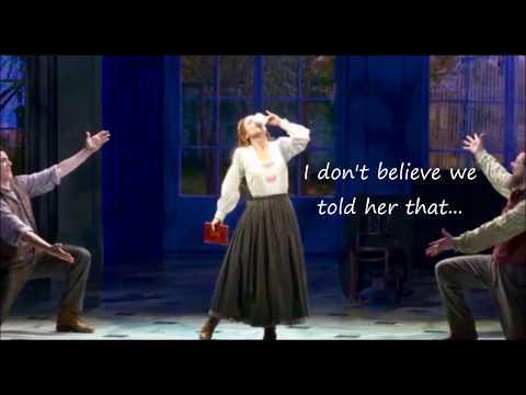 "Anastasia Original Broadway Cast Recording — ""Learn to Do It"" — Lyrics"
