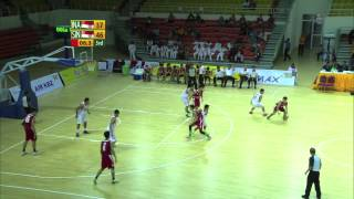 Singapore 27th SEA games Basketball Highlights: Road to the Bronze