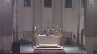 Holy Mass - Ash Wednesday, February 17, 2021