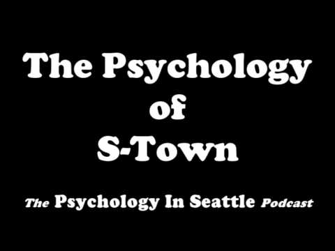 The Psychology of S-Town