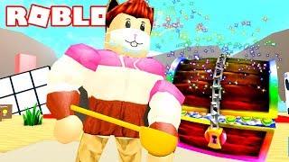 INCREDIBILE TESORI IN TOYLAND! - Roblox Treasure Hunt Simulator