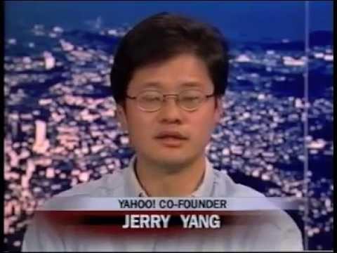 Neil Cavuto interviews Yahoo's Jerry Yang (1998)