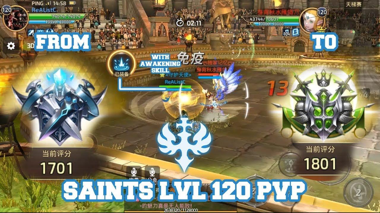 Ray Mechanic LvL 120 PvP With Awakening Skill - Dragon Nest