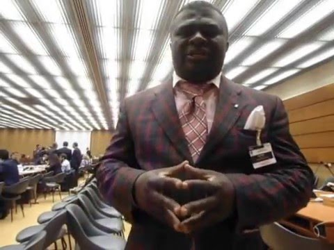 PROF.  EULOGE ANICET NKOUNKOU, INTERNATIONAL LAW OF PETROLEUM, MINERALS AND ENERGY