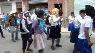 CARNAVALES EN PUNATA
