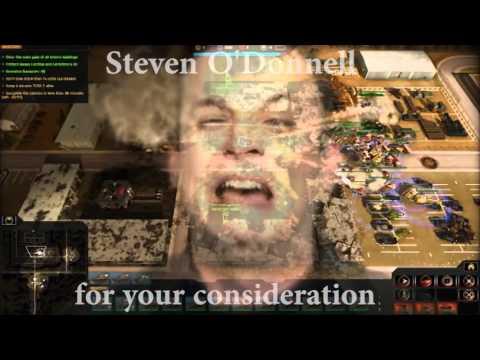 Steven O'Donnell - Showreel 2016