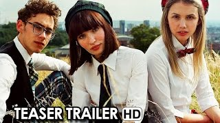 God Help the Girl Official Teaser Trailer (2014) HD