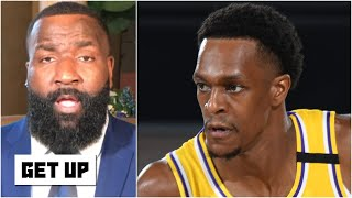 'Playoff Rondo' is on the verge of becoming a Hall of Famer - Kendrick Perkins | Get Up