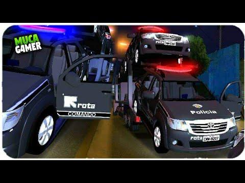 Gta V Chevrolet Blazer Rota Comando Siren Brazilian Youtube