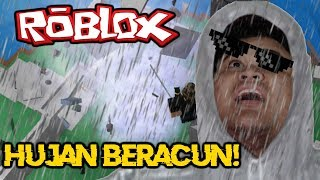 DEADLY TOXIC RAIN DISASTER! -Roblox Indonesia