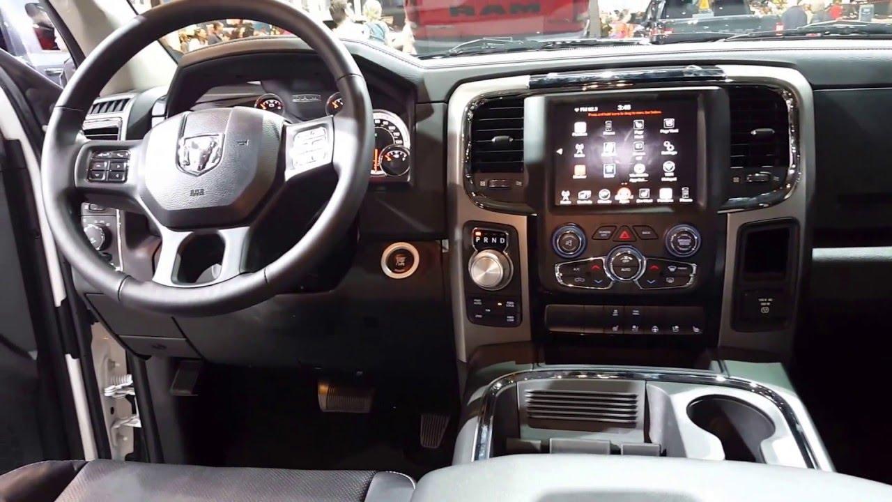 2016 Dodge Ram 1500 Sport Interior Walkaround Price   YouTube Photo Gallery