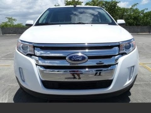 Brand New  Ford Edge Sel  L V V Automatic Suv  New Generations Will Be Made In