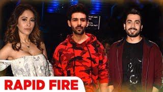 Sonu Ke Titu Ki Sweety | Rapid Fire | Nushrat B...
