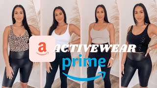 AMAZON ACTIVEWEAR FITNESS HAUL!