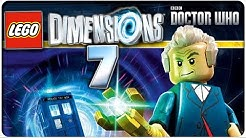 Let's Play LEGO DIMENSIONS Part 7: LEGO Doctor Who