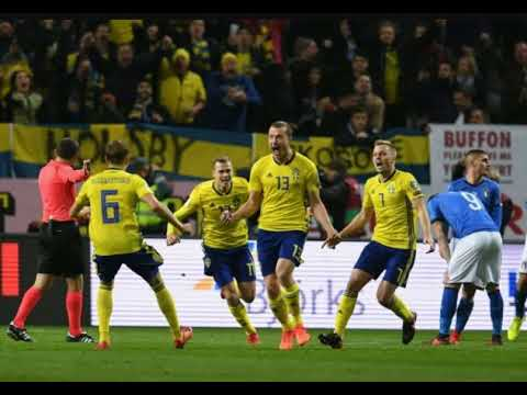Sweden 1-0 Italy Post Match Analysis | World Cup Playoff 1st Leg