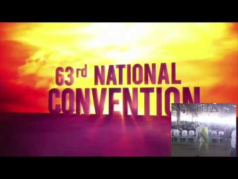 Closing Service of the 63rd Annual Convention of the Foursquare Gospel Church in Nigeria