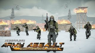 Frontline Army Assault Shooting - Special Forces (Android Game) by Frontline Games Studios
