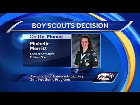 Granite Staters react to Boy Scouts of America's new policy
