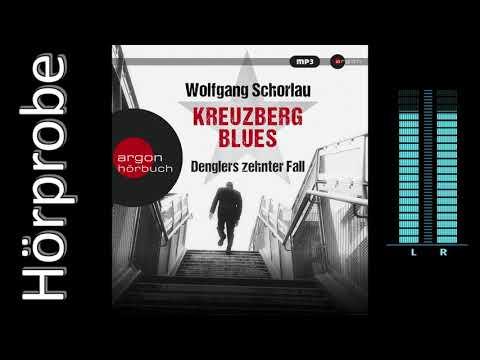 Kreuzberg Blues YouTube Hörbuch Trailer auf Deutsch