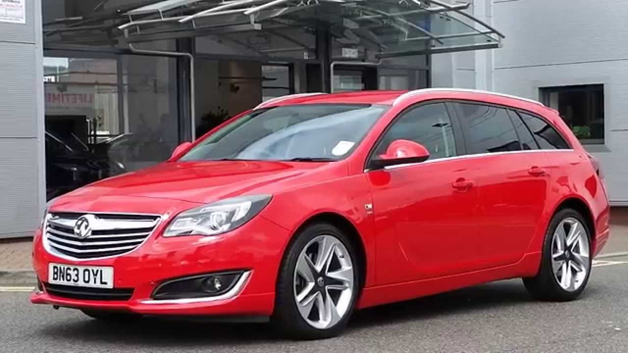 Vauxhall Insignia Cars For Sale