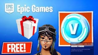 *NEW* FREE VBUCKS FREE ! BEST VBUCKS GLITCH ! FUNCTIONS Fortnite German