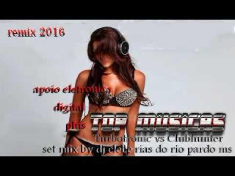 dj cleber  set mix   Turbotronic  vs Clubhunter  vol 01