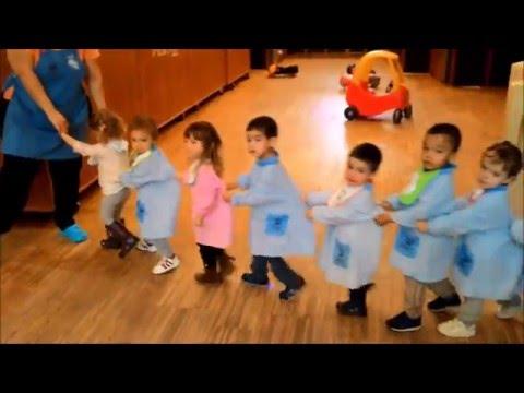 Первый день в испанском детском садике | реакция ребенка