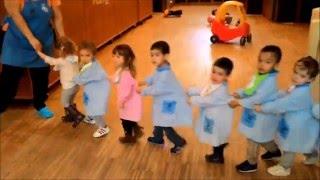 Первый день в испанском детском садике   реакция ребенка