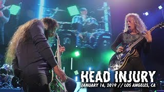 Metallica - Head Injury