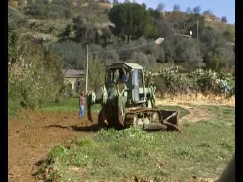 Ruspa Bulldozer  Fiat Allis  AD 14 B (2)