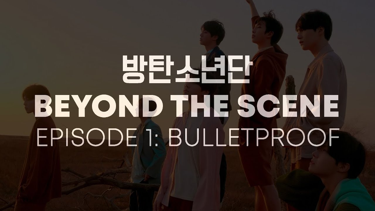 [OLD] Introduction to BTS (Beyond the Scene) - Episode 1: Bulletproof - atts