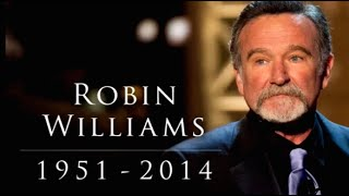 Robin Williams commits suicide. My thoughts & my depression