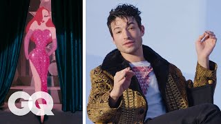 Ezra Miller Breaks Down His Top 5 Style Heroes | GQ