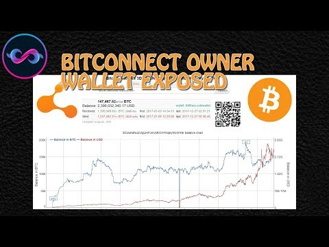 BITCONNECT OWNER EXPOSED