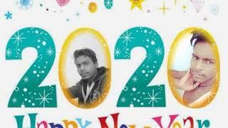 Heppy new year2020 dj dinesh verma bhai
