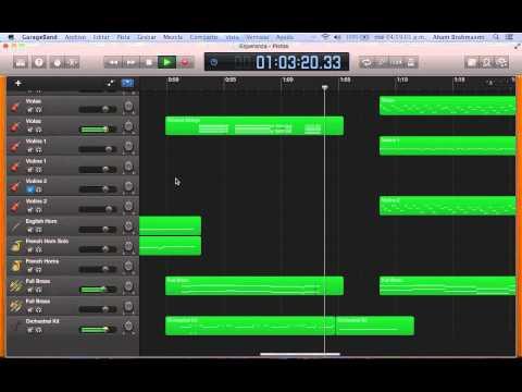 A New Hope - Original Composition (Using GarageBand and Jam Pack 4: Symphony Orchestra)