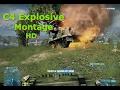 Battlefield 3 - C4 Explosive Montage HD