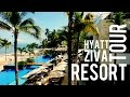Hyatt Ziva All Inclusive Resort // Room Tour// Puerto Vallarta, Mexico
