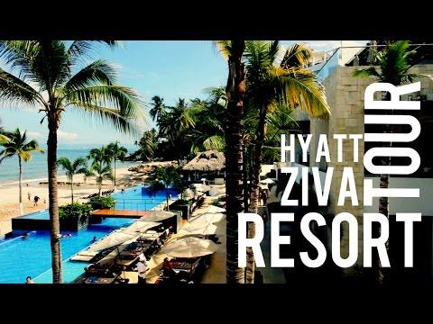 Hyatt Ziva All Inclusive Resort // Room Tour// Puerto Vallarta, Mexico from YouTube · Duration:  4 minutes 12 seconds