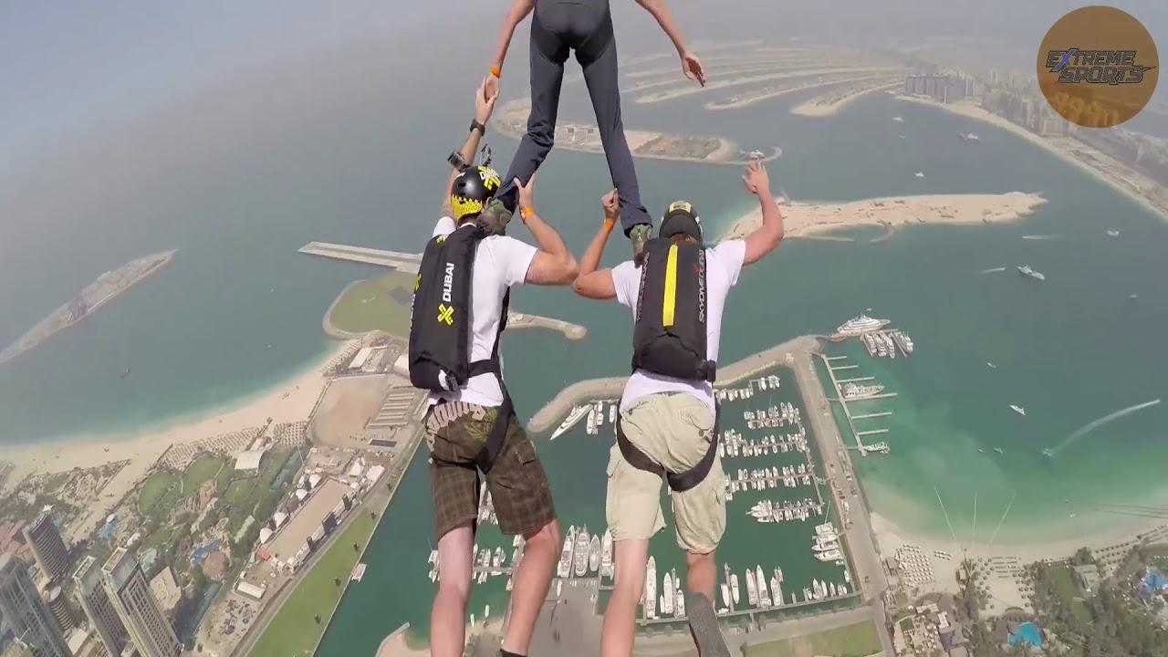 Dream  Free Jump   Dubai