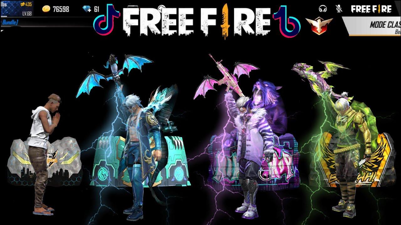 Download Tik Tok Free Fire ( Tik tok ff ) Pro Glowal,Viral,Lucu, Menghibur Pro Bareta,TerKeren Rampage