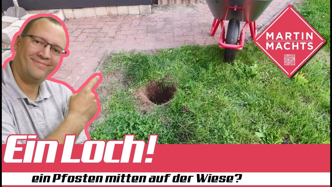 Irgendwann muss das Tor doch ausbruchsicher werden oder? Martins DIY Vlog #0002
