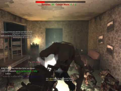 cod4 zombie mod cracked servers