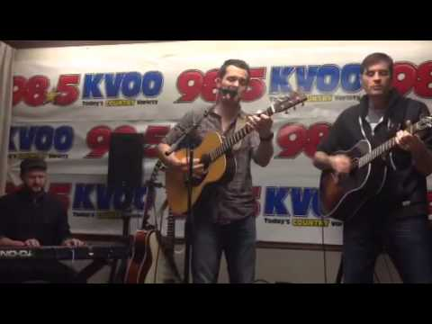 Ryan kinder radio tour Tulsa