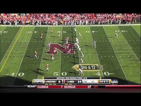Nebraska vs. Missouri 10.30.2010