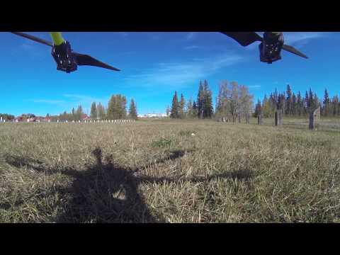 Copter Flight - Gimbal Test - Devon Alberta - Part 1