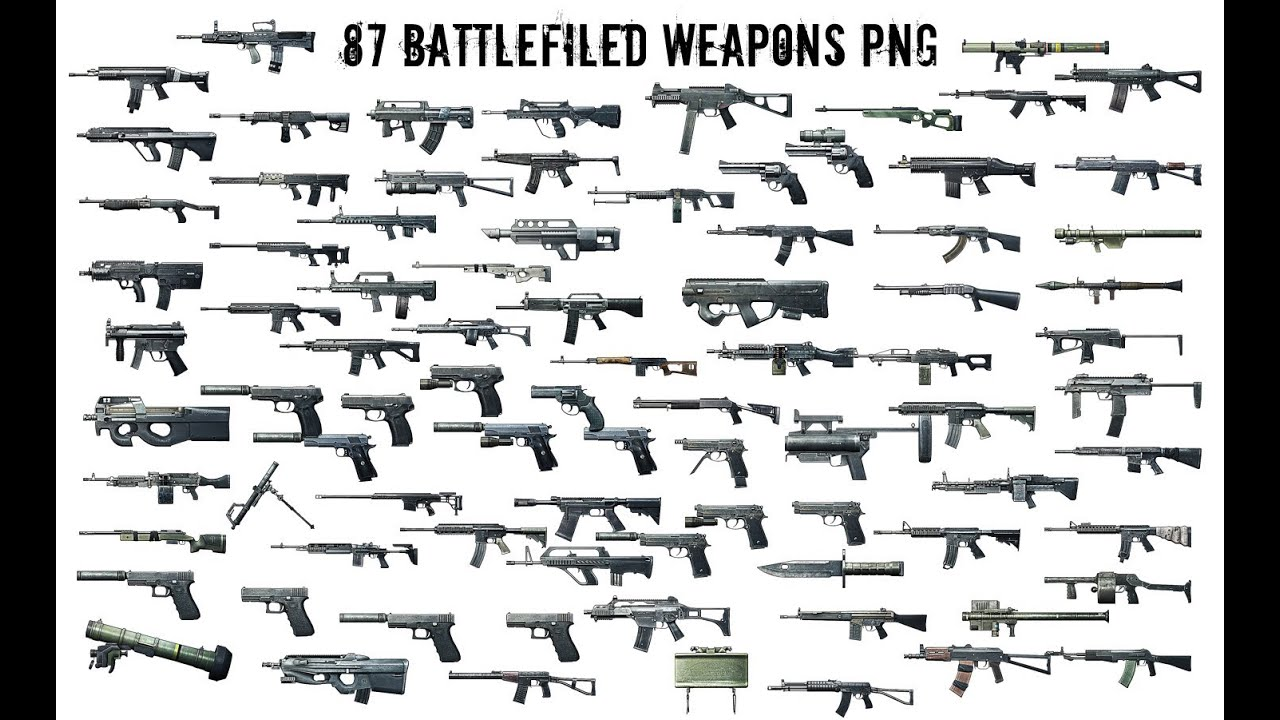 Battlefield 3 Vs Battlefield 4 Gun Sounds Comparison